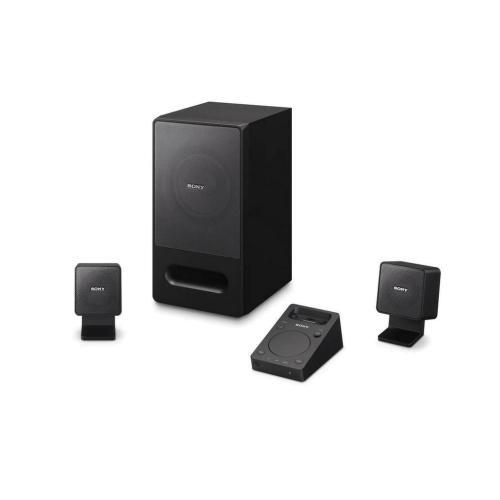 SRSGD50IP Dock Speaker System For Ipod &Amp; Iphone