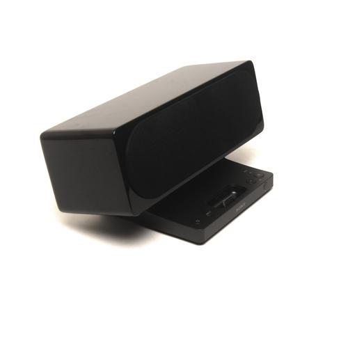 SRSGU10IP Dock Speaker System For Ipod &Amp; Iphone