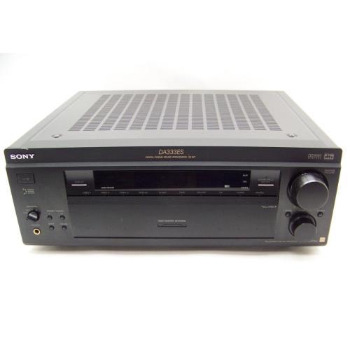 STRDA333ES Fm Stereo/fm-am Receiver