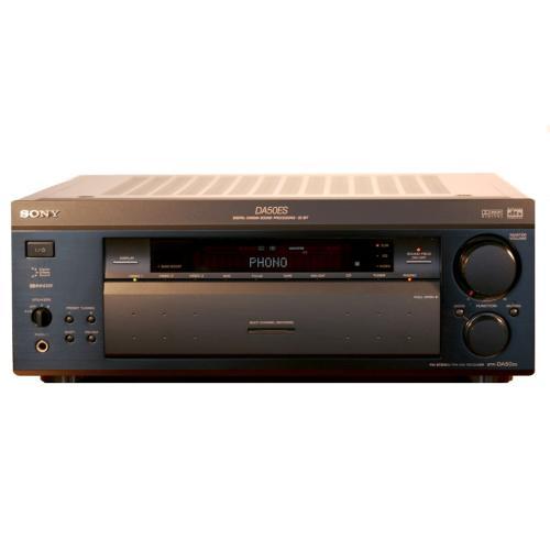 STRDA50ES Fm Stereo/fm-am Receiver