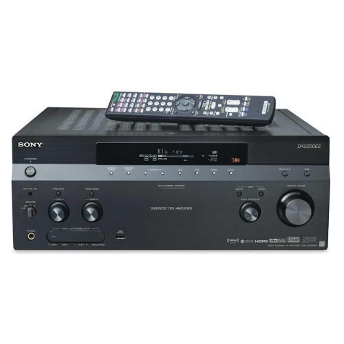 STRDA5200ES Fm Stereo/fm-am Receiver