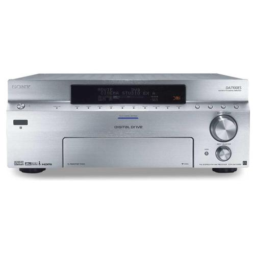 STRDA7100ES Fm Stereo/fm-am Receiver