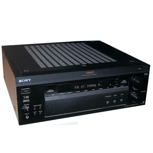 STRDA80ES Fm Stereo / Fm-am Receiver