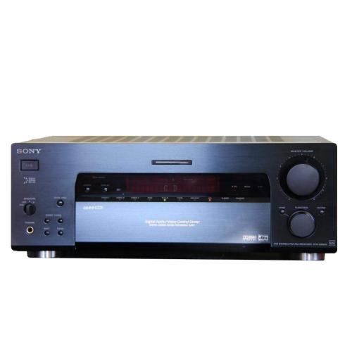 STRDB930 Fm Stereo/fm-am Receiver