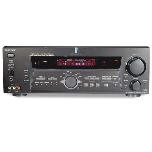 STRDE1075 Fm Stereo/fm-am Receiver