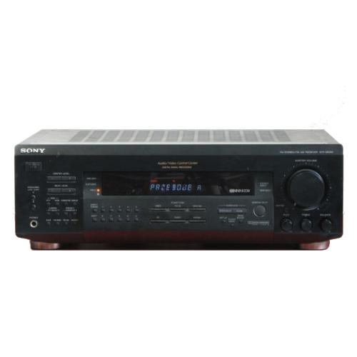STRDE425 Fm Stereo/fm-am Receiver