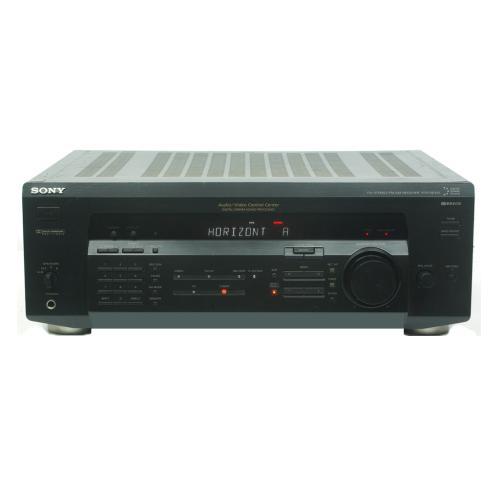STRDE435 Fm Stereo/fm-am Receiver