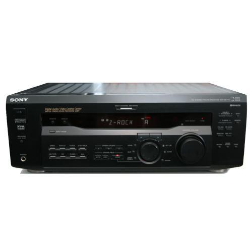 STRDE445 Fm Stereo/fm-am Receiver