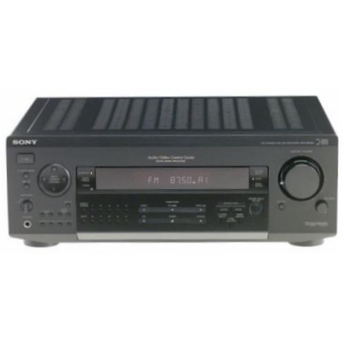 STRDE525 Fm Stereo/fm-am Receiver