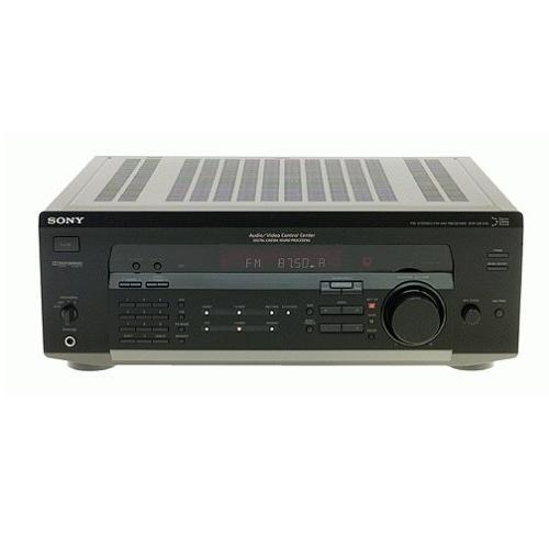 STRDE535 Fm Stereo/fm-am Receiver