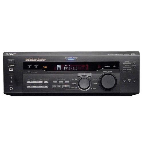STRDE545 Fm Stereo/fm-am Receiver