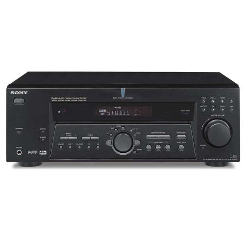 STRDE575 Fm Stereo/fm-am Receiver
