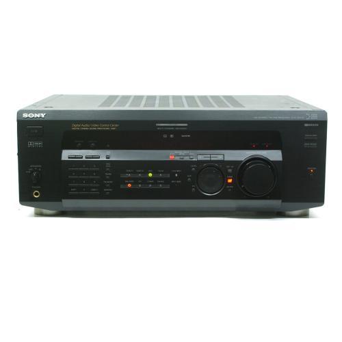 STRDE635 Fm Stereo/fm-am Receiver