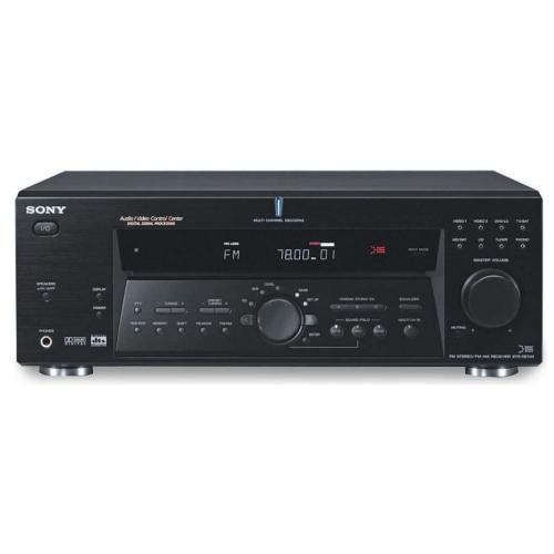STRDE675 Fm Stereo/fm-am Receiver