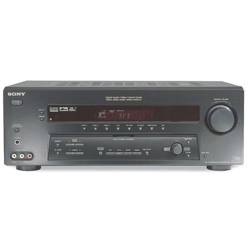 STRDE695 Fm Stereo/fm-am Receiver