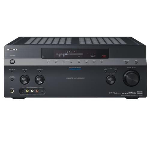 STRDG1000 7.1 Channel Surround Sound A/v Receiver, 1080P Capable