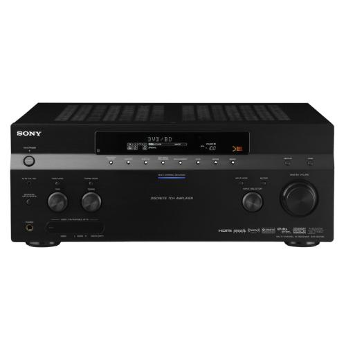 STRDG1100 7.1 Channel Surround Sound A/v Receiver
