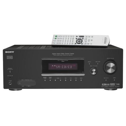 STRDG500 Multi Channel Av Receiver