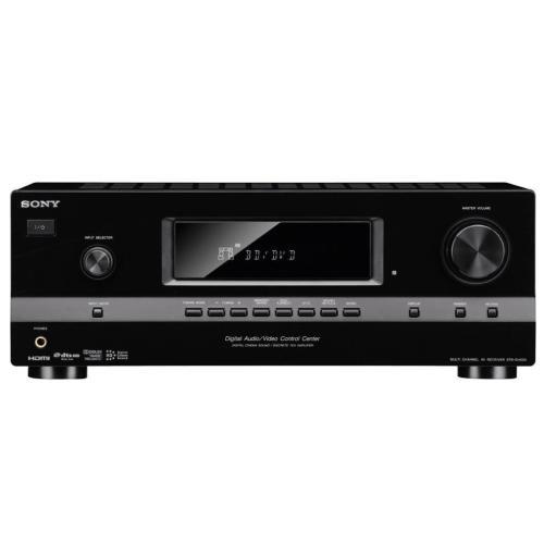 STRDH520 Multi Channel Av Receiver