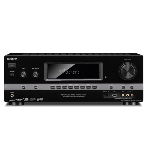 STRDH720 Multi Channel Av Receiver