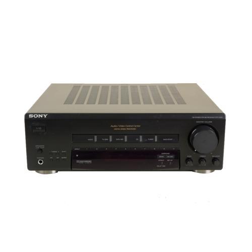 STRV200 Fm Stereo/fm-am Receiver