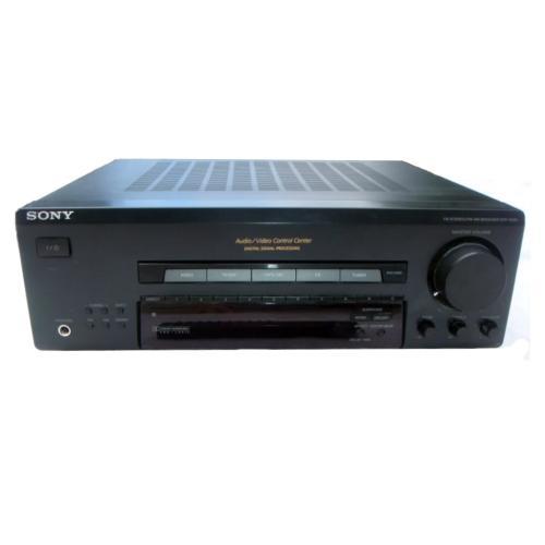 STRV220 Fm Stereo/fm-am Receiver