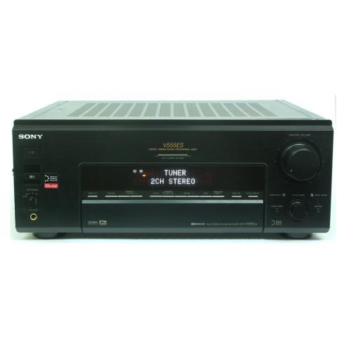 STRV555ES Fm Stereo/fm-am Receiver