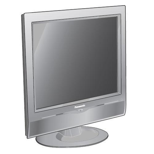 """TC14LA2 14"""" Lcd Color Tv"""