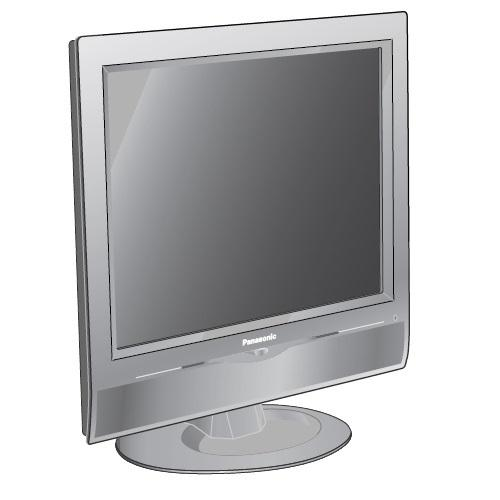 "TC20LA2 20"" Lcd Color Tv"