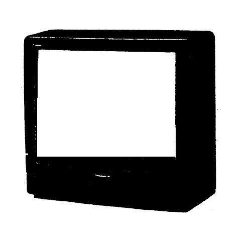 """TC29P23R 29"""" Color Tv"""