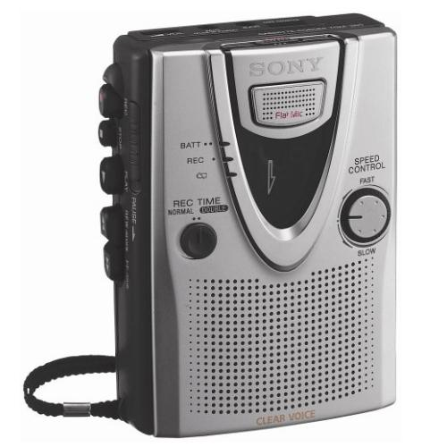 TCM400DV Standard Cassette Voice Recorder