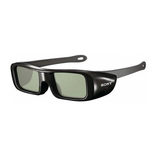 TDGBR50/B 3D Active Glasses; Black (Small Size)