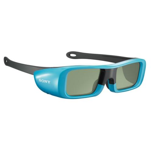 TDGBR50/L 3D Active Glasses; Blue (Small Size)
