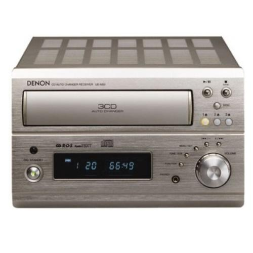 UDM50 Ud-m50 - Stereo Cd Auto Changer Receiver
