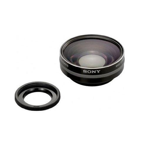 VCLHGA07B High-grade Wide-end Conversion Lens For Camcorders