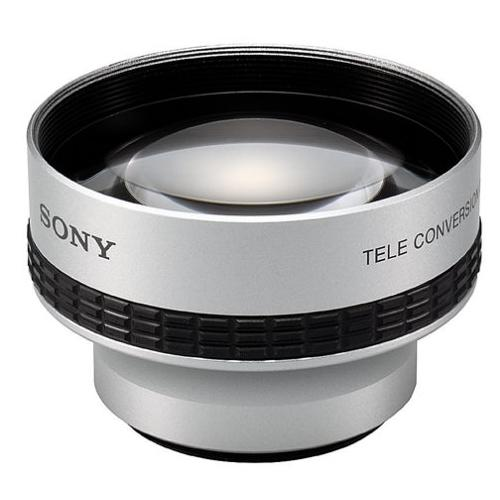 VCLR2037S 2.0X Telephoto Converter For Sony 37 Mm Diameter Lenses