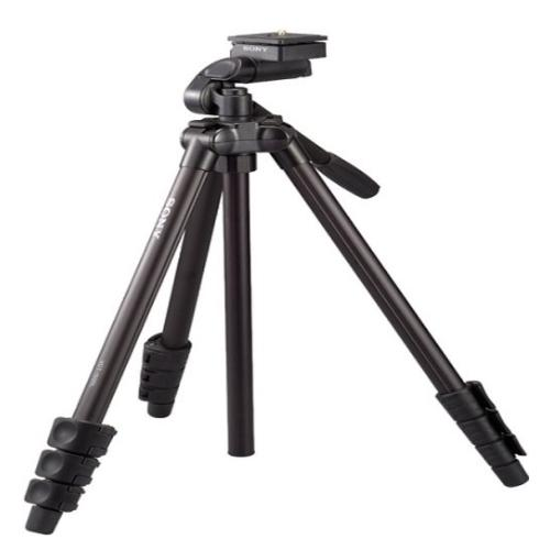 VCT1500L Lightweight Tripod For Sony Digital Still And Video Cameras