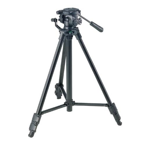 """VCTR640 Lightweight Camera/camcorder Tripod; Expands From 21"""" To 61.4"""""""