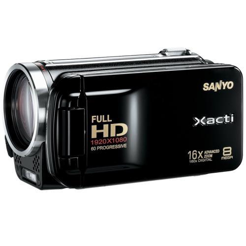 VPCFH1ABK Dual Camera Xacti
