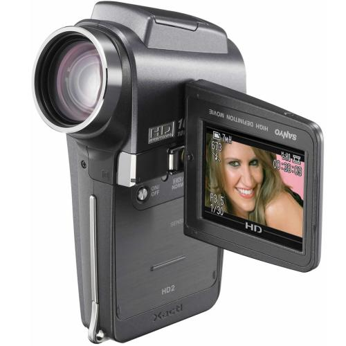 VPCHD2 Digital Camera Corder