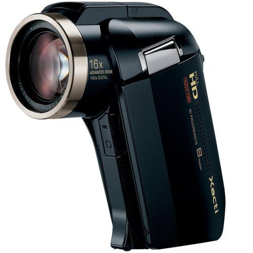 VPCHD2000ABK Dual Camera Xacti