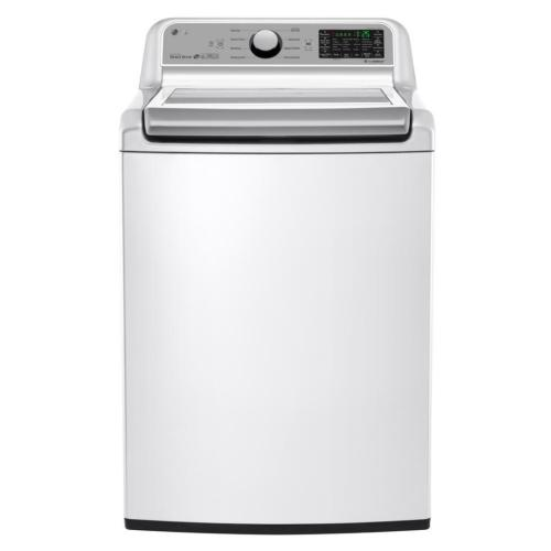 WT7200CW/01 5.0 Cu. Ft. Large Capacity Smart Wi-fi Enabled Washer