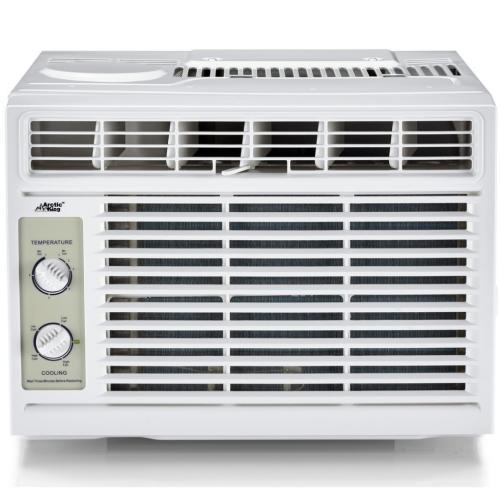 WWK05CM81N 5,000 Btu Mechanical Window Air Conditioner
