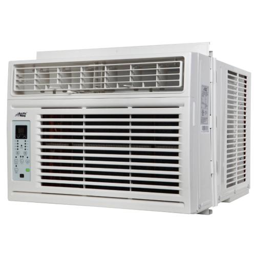 WWK10CR61N 10,000 Btu Remote Control Window Air Conditioner