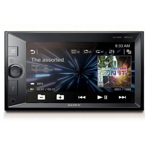 XAVV630BT 6.2-Inch Digital Media Receiver With Bluetooth