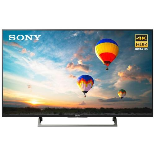 XBR49X800E 49-Inch 4K Hdr Ultra Hd Tv