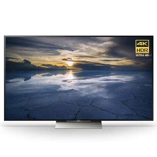 XBR55X930D 55-Inch Class 4K Ultra Hd Tv