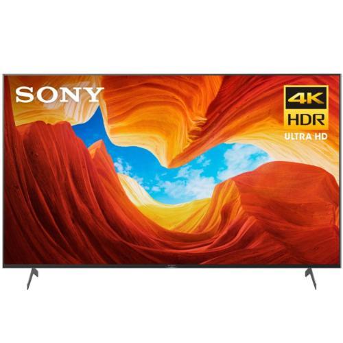 """XBR85X900H X900h 85"""" Class Hdr 4K Uhd Smart Led Tv"""