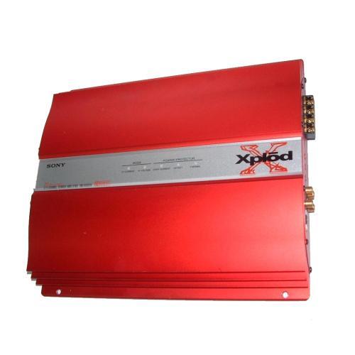 XM1002HX Stereo Power Amplifier