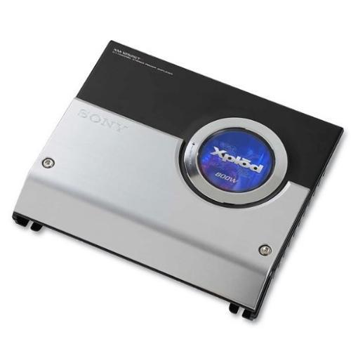 XM1252GTR Power Stereo Amplifier